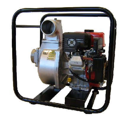 Benzínové vodní čerpadlo